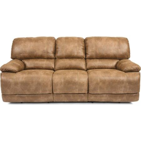 Power Reclining Sofa, Crowley Furniture Liberty Missouri