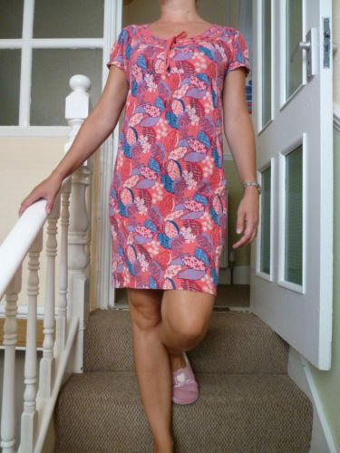 d821506b58 Michaela Strachan loves her Mantaray dress supporting the Marine  Conservation Society | Ocean-Themed Gifts | Mantaray clothing, Dresses with  sleeves, ...