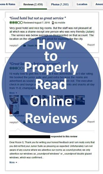 How To Properly Read Online Reviews Online Reviews Family Travel Blog Travel Reviews