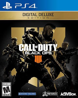 New Games Call Of Duty Black Ops 4 Pc Ps4 Xbox One Black