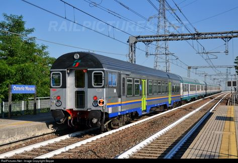 RailPictures.Net Photo: Unknown Trenitalia MDVC at Sala Bolognese near Bologna, Italy by Beppe