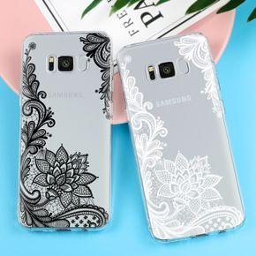 Cheap Mandala Bordo Fiore Per Samsung Galaxy S3 S4 S5 S6 S7 S8 Plus A3 A5 2016 2015 201 Samsung Galaxy S3 Capinhas De Celular J5 Capas De Celular Personalizada