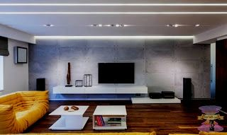 غرف معيشة 2021 ليفنج روم بديكورات بسيطة وجميلة Contemporary Apartment Minimalist Living Room Room Design