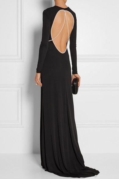 8c12a9a93c Fashion Forms - U-plunge Self-adhesive Backless Bodysuit - Black ...