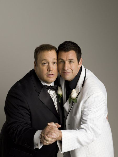 kevin james, adam sandler