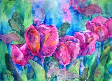 Watercolor Classes In Colorado Springs Artist Martha Kisling