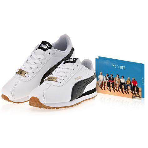 The New Puma x BTS Sneaker Is Too Cute