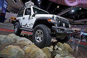 Jeep Wrangler Wikipedia Jeep Wrangler Pickup Jeep Wrangler