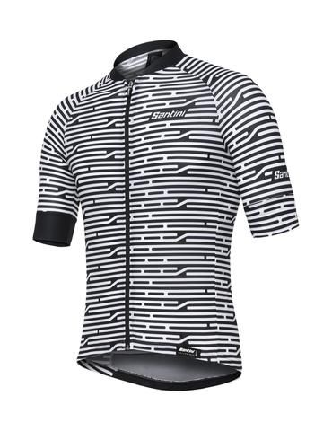 Short Sleeve Jersey With A Classic Comfortable Fit In A