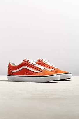 Vans old skool sneaker, Orange vans