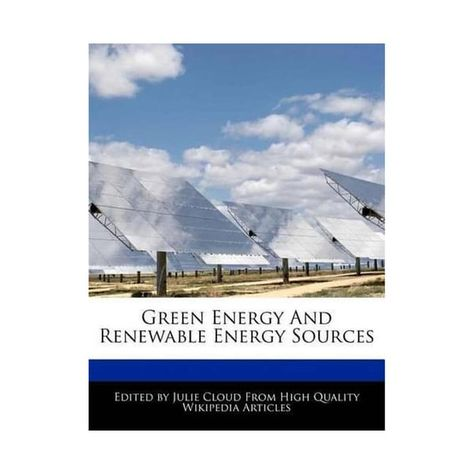Green Energy And Renewable Energy Sources