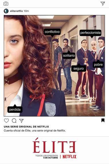 Disfruta Gratis En Pelismart Del Capitulo 5 Temporada 2 De La Serie Elite Online Hd Con Audio Latino Y Subti Series Originales De Netflix Netflix Temporada 2
