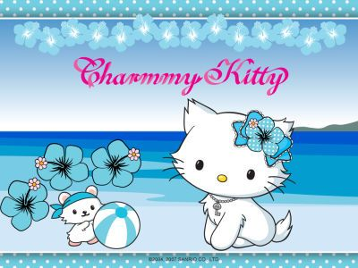 Charmmy Kitty Sugar 6 キティ 球団マスコット ドアラ