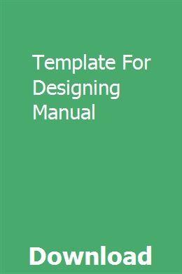 Template For Designing Manual With Images Repair Manuals Chilton Repair Manual Nissan