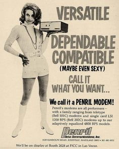85 Funny And/Or Ridiculous Vintage Computer Ads | Crazy Old