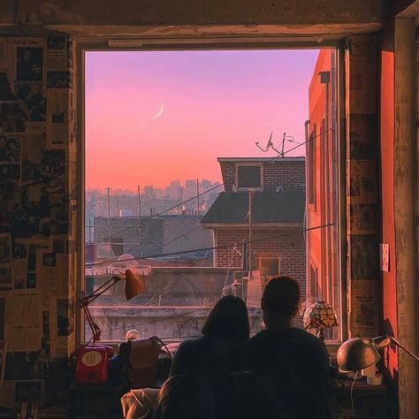 Image discovered by Nastasia. Find images and videos about love, photography and pink on We Heart It - the app to get lost in what you love. Aesthetic Couple, Sky Aesthetic, Retro Aesthetic, Aesthetic Photo, Aesthetic Pictures, Aesthetic Food, Music Cover Photos, Music Covers, Couple Indie
