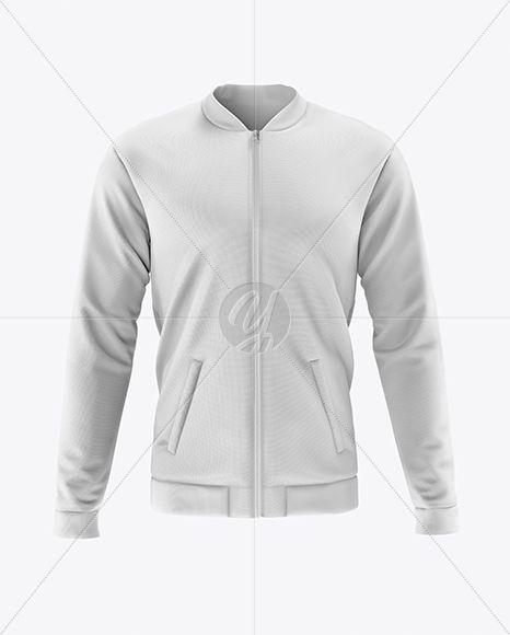 Bomber Jacket Mockup Psd Free : bomber, jacket, mockup, Men's, Bomber, Jacket, Mockup, Front, Apparel, Mockups, Yellow, Images, Object, Clothing, Mockup,
