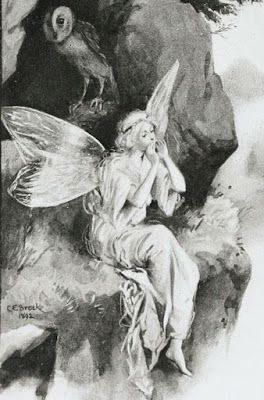 Fairies And Fairy Folklore Mythical Creatures Folklore Magical Creatures