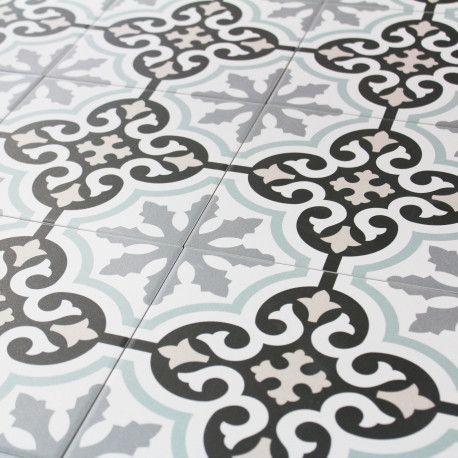 Carrelage Sol Et Mur Aspect Carreau Ciment Decoro Urban Calypso