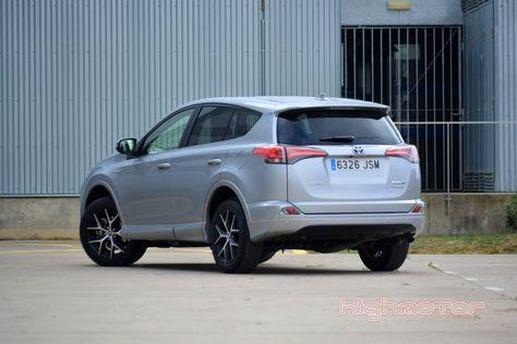 Prueba Toyota Rav4 Hybrid Awd Feel Logicamente Hibrido Toyota Maleteros Sistema Global