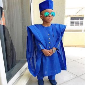boys african party outfit boys special occasion clothes boys african clothing Boys African Print Shirt and Pants