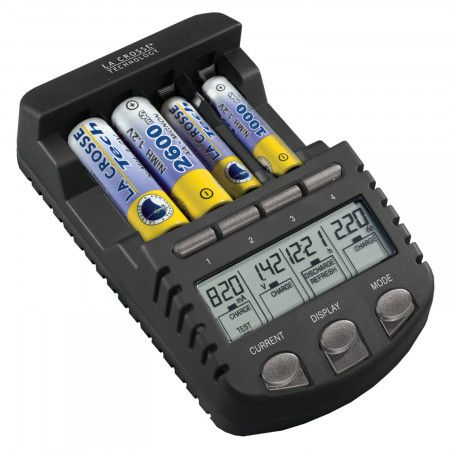 Bc1000 Alpha Power Battery Charger Best Battery Charger Rechargeable Batteries Battery Charger