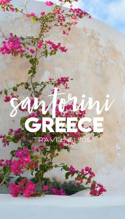 HONEYMOON Greece + Italy Travel Guide