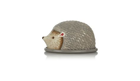 George Home Hedgehog Butterdish Asda Tableware Kitchenware
