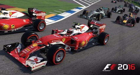 formula 1 2016 game apk data