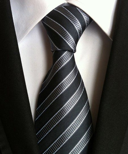 Green Tie Stripe Patterned Handmade 100/% Silk Wedding Necktie 8cm Classic Width