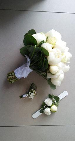 Piwonie Wedding Inspiration Wedding Plants