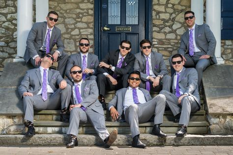Future so bright they need shades! 😎 . . . . . #downingtownweddings #dccwedddings #chestercounyweddings #downingtowncountryclubweddings #ronjaworskiweddings #downingtowncountryclub #downingtowncc #downingtown #downingtownpa #chestercounty #chestercountyweddings #elegant #groomsmen #bridalparty
