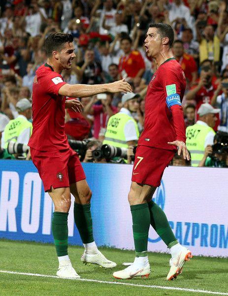 Cristiano Ronaldo Photos Photos Portugal Vs Spain Group B 2018 Fifa World Cup Russia Portugal Football Team Cristiano Ronaldo Portugal National Team