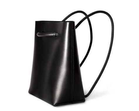 M-11 | KILLSPENCER® - Black Bullhide Leather