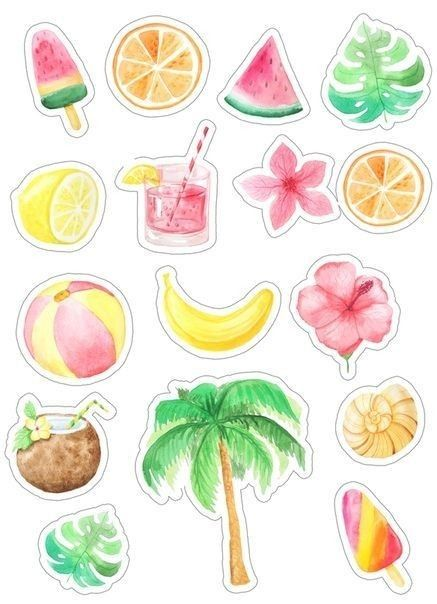 Pin By Anaanic On Draw And Stickers With Images Journal Stickers