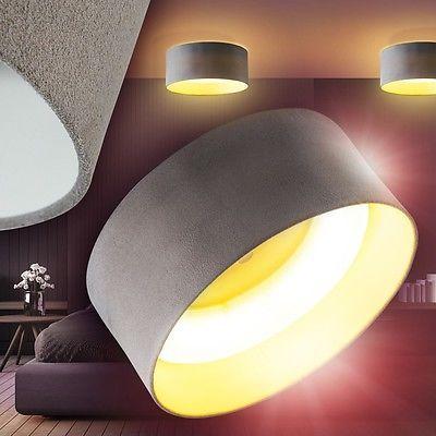 Deckenleuchte Wohnzimmer Küchen Decken  Lampe Strahler Zimmer Vintage Leuchte