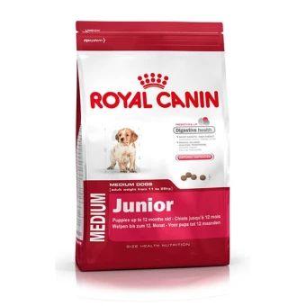 ลดราคา Royal Canin Medium Junior อาหารล กส น ขพ นธ กลาง อาย 2 12 เด อน 15 Kg ราคาเพ ยง 1 909 บาท Royal Canin Dog Food Royal Canin Dog Food Allergies