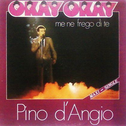 Pino D Angiò Okay Okay Vinyl 12