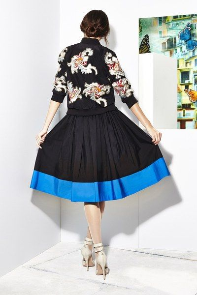 Alice + Olivia Resort 2015 Collection - Vogue