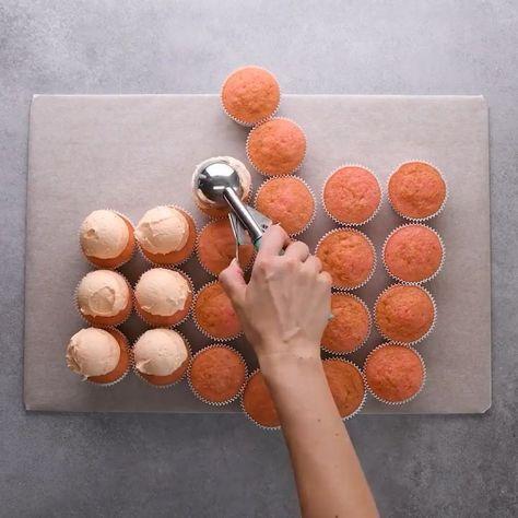 Lecker Cupcakes Ideen 🧁    - Essen - #Cupcakes #Essen #Ideen #lecker