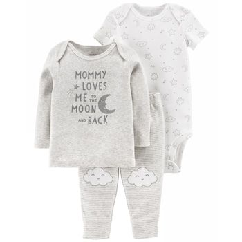Baby Toddler Dress Moon and Back Bambini Infant-And-Toddler-Dresses Unisex