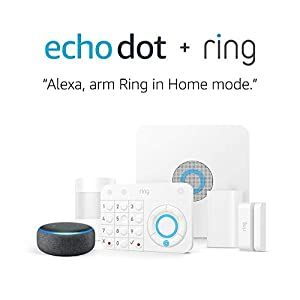 Pin By Best Myshop On Deals To Watch Works With Alexa Home Security Systems Echo Dot