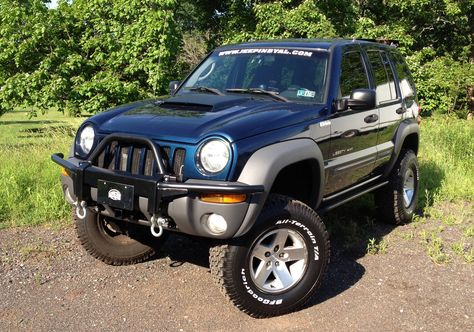 What I want my Jeep to look like