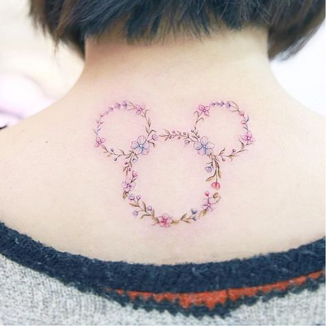 Small Tattoos sells temporary tattoos designed by professional artists and designers. Our temporary tattoos are safe and non-toxic. Mickey Tattoo, Mickey Mouse Tattoos, Pretty Tattoos, Cute Tattoos, Small Tattoos, Wrist Tattoos, Flower Tattoos, Son Tattoos, Family Tattoos