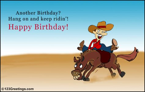 Free Singing Birthday Card Animated