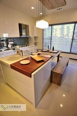 Mini kitchen island with table extension | Home in 2019 ...