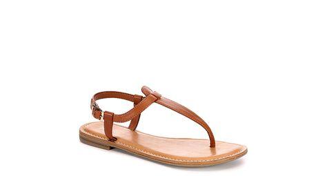 Cognac Xappeal Womens Zana | Sandals | Rack Room Shoes