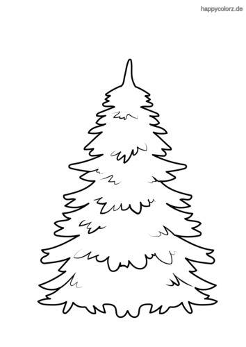 8 tannenbaum malenideen  tannenbaum malen weihnachten