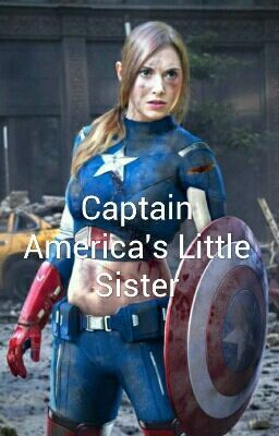Captain America's little sister | Marvel superheroes