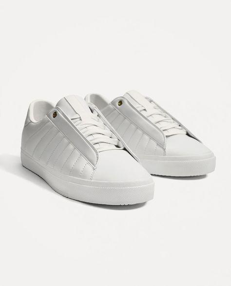 Raf Simons X Adidas Stan Smith WhiteSilver Strap